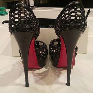 Christian Louboutin Shoes - Christian Louboutin  Mrs 150 Cage size 38